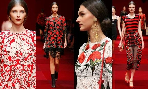 Colectia de croaziera Lookbook Dolce & Gabbana