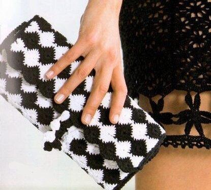 Genti tricotate in colectiile designerilor renumiti