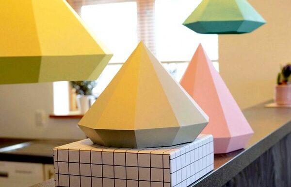 Geometria decorului: idei, scheme pentru crearea decoratiunilor interioare