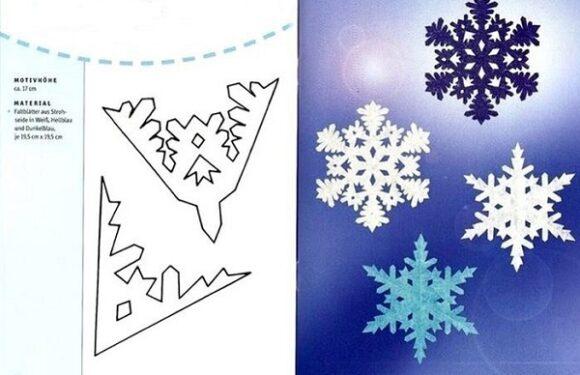 Fulgi de zapada pentru revelion