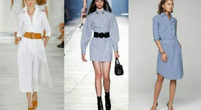 Rochie-camasa – tendinta anului 2016