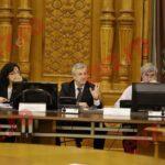 LiveTEXT din Comisia pentru Codul Penal - Iordache: Stam pana la ora 24!