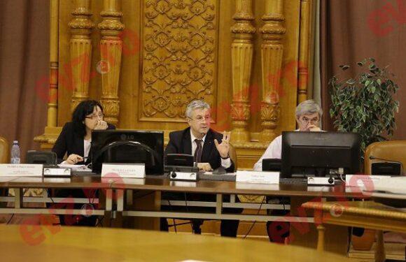 LiveTEXT din Comisia pentru Codul Penal – Iordache: Stam pana la ora 24!