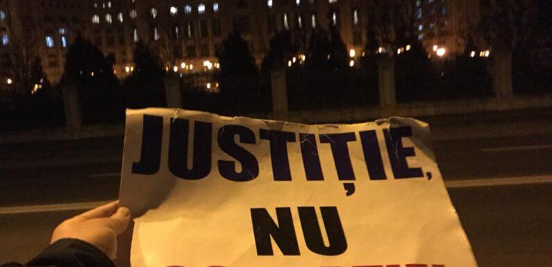 Un nou PROTEST ANUNTAT sambata, 23 Decembrie, in Bucuresti!