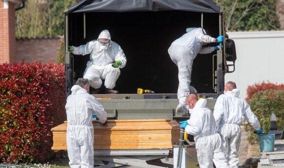 Organizarea funeraliilor va fi permisa in Italia