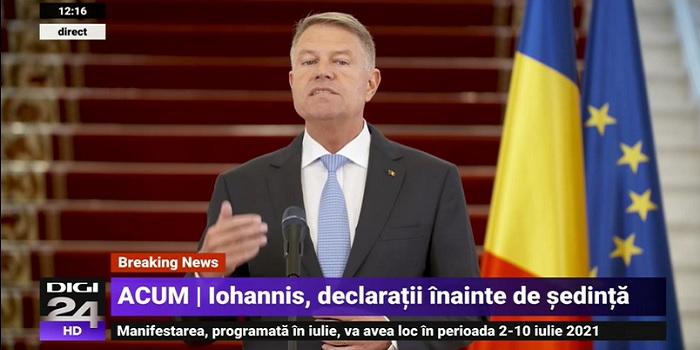 Klaus Iohannis si Tinutul Secuiesc