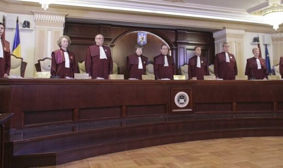 Cele mai mari amenzi din Europa anulate de Curtea Constitutionala
