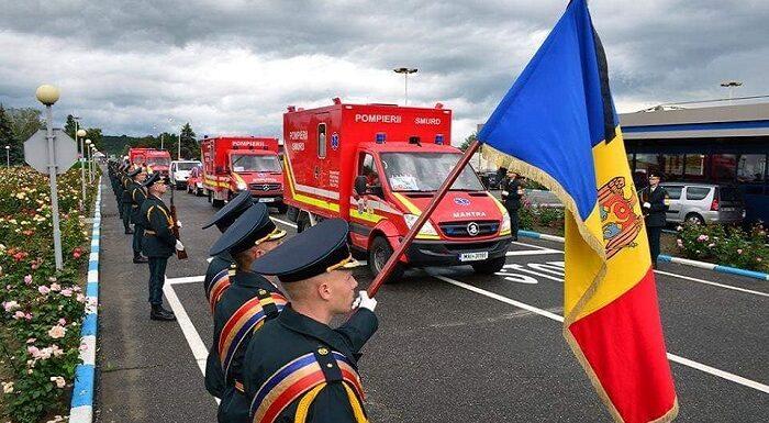 Romania ajuta Republica Moldova cu medici