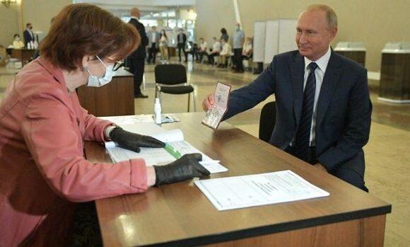 Vladimir Putin va fi presdintele Rusiei pe viata