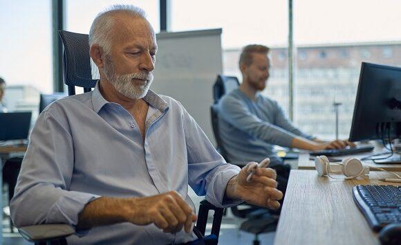Cautarea unui loc de munca dupa varsta de 50 de ani