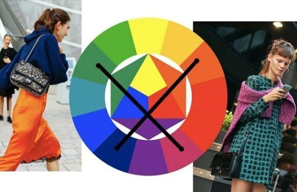 Cercul de culori a lui Itten.